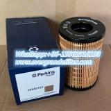 Excavator Engine Parts Perkins Fuel Filter Element 26560163